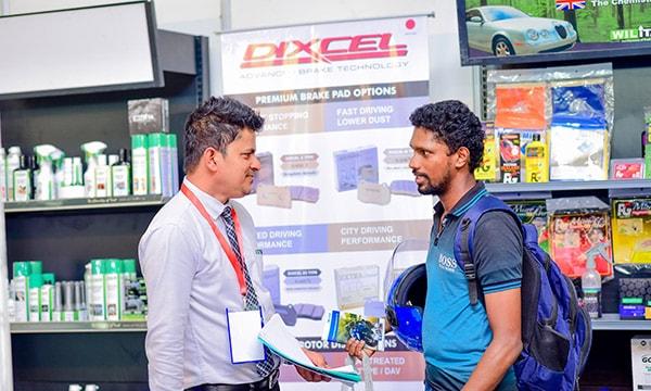 Colombo Auto Parts Show 2018