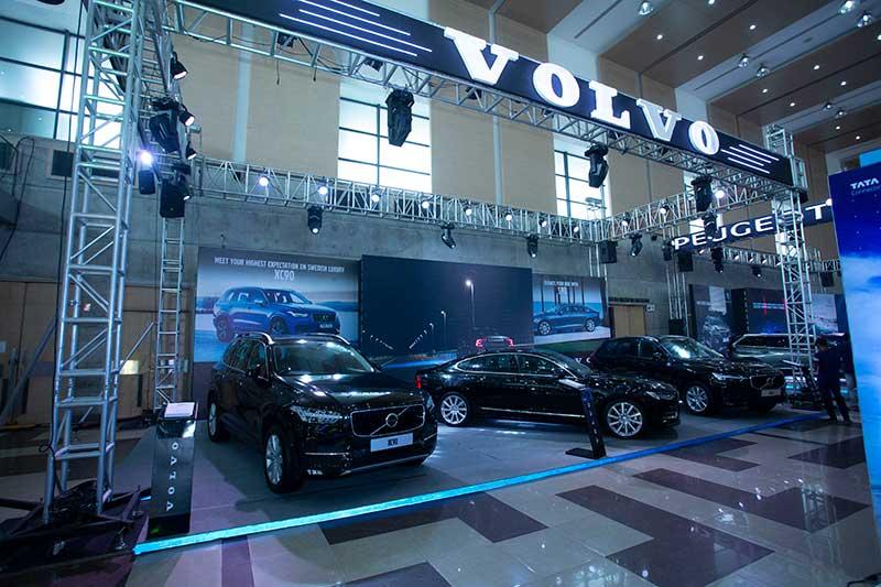 Dhaka Motor Show 2019