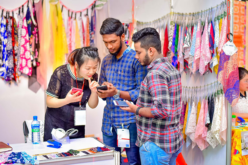 Colombo International Yarn & Fabric Show 2018